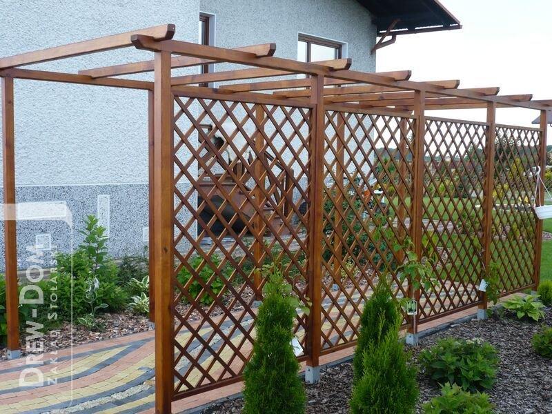 rankhilfe f r kletterpflanzen gr ne wand hoch zum dach heimwerken. Black Bedroom Furniture Sets. Home Design Ideas