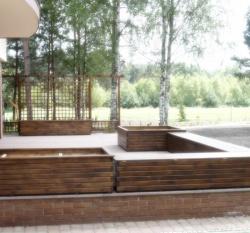 Inne wyroby z drewna